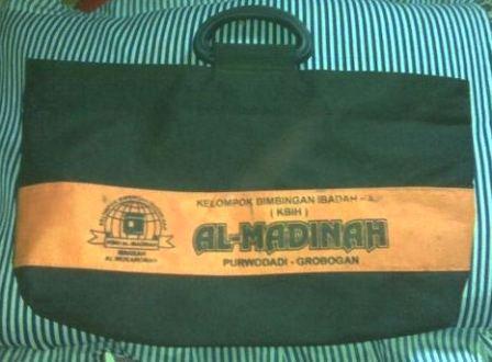 tas kemasan snack makanan non plastik berfungsi juga sebagai media branding dan souvenir