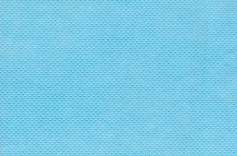 kain spunbond warna grasier blue