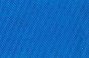Kain Tas Spunbond warna Aqua Blue