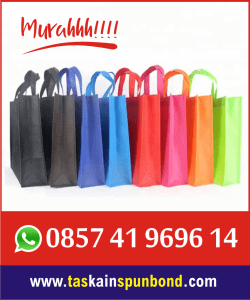 Produsen Tas Promosi, Goodiebag, Tas Spunbond Bali