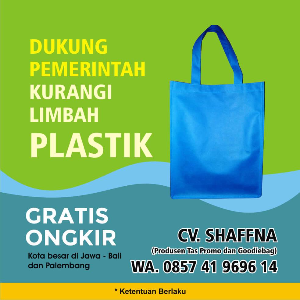 tas belanja ramah lingkungan, tas belanja besar, tas belanja lipat