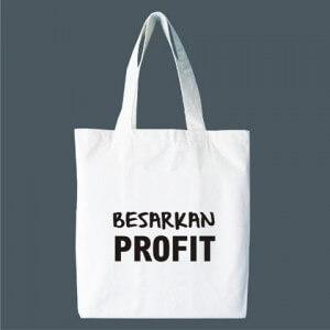 produsen tas blacu dan tas kanvas murah di jakarta